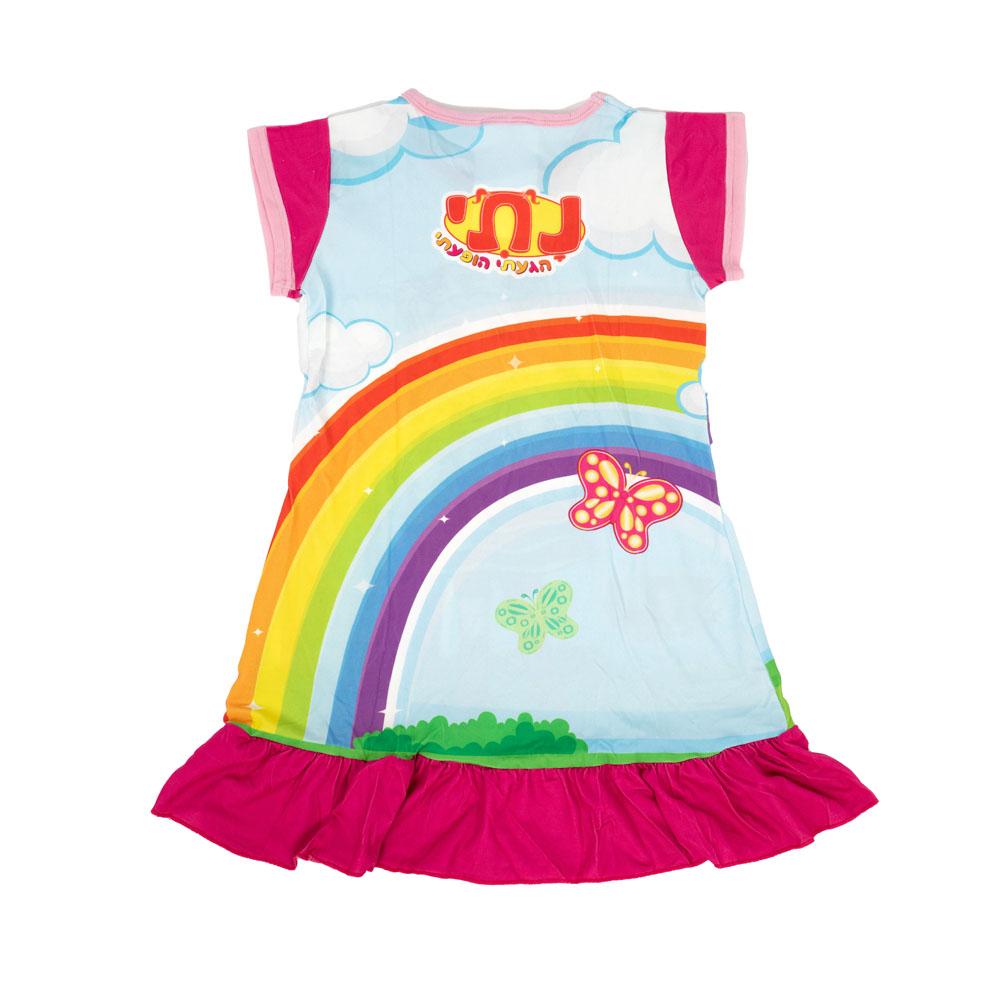 שמלת חוף לילדות שמלות לילדות שמלה לילדה נתי הגעתי הופעתי